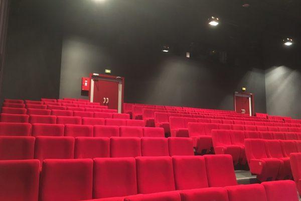 Isolation Phonique salle George Brassens à Léognan